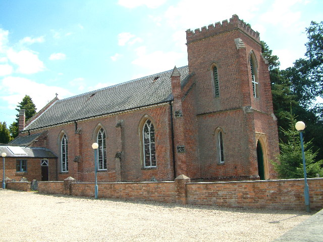 St Mary's Church Bransgore