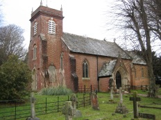 St Michaels & All Angels, Hinton 010