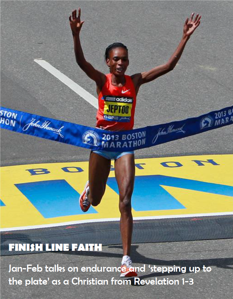 Finish Line Faith