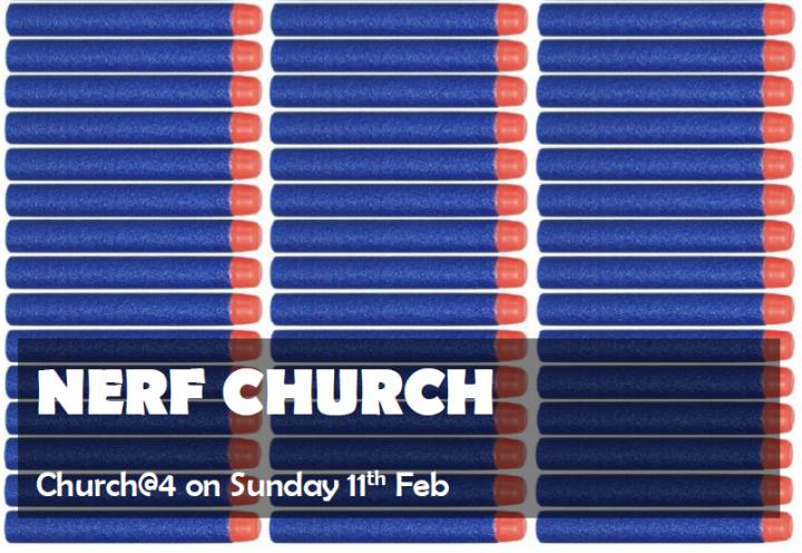 Nerf Church